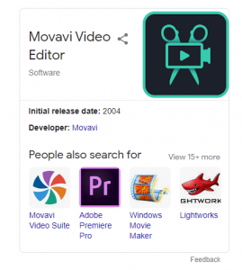 Movavi Video Editor 21.1.0 Crack Full + Activation Key [2021]